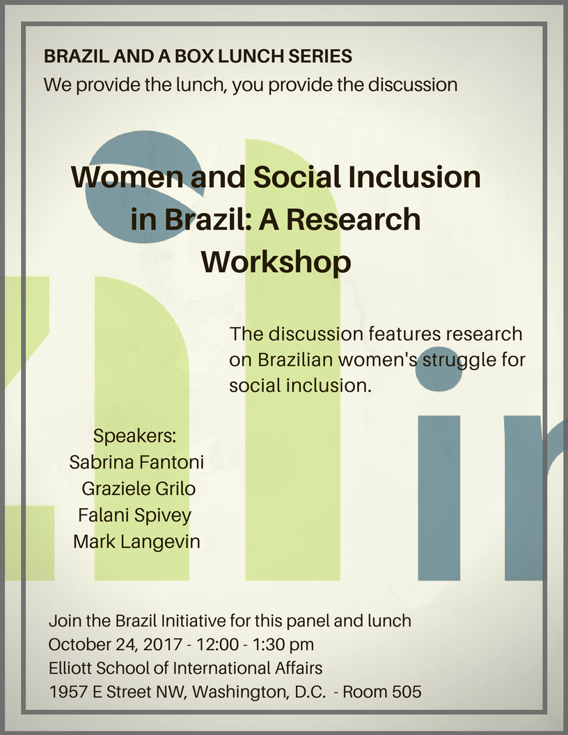Flyer - Women and Social Inclusion in Brazil.png