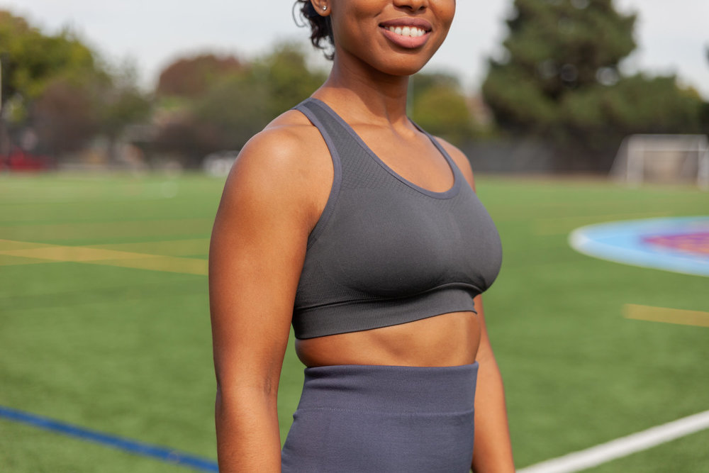 Sweat Wicking Technology - Polyester/spandex/cotton blendGreat for high intensity or quick run to the storeStay dry during any activity