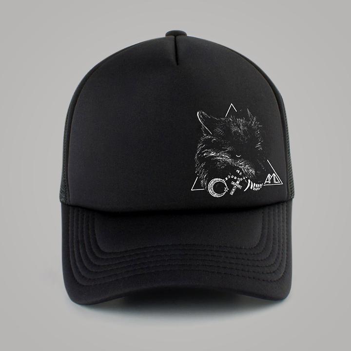 """""""Wolf"""" Trucker Hat"""