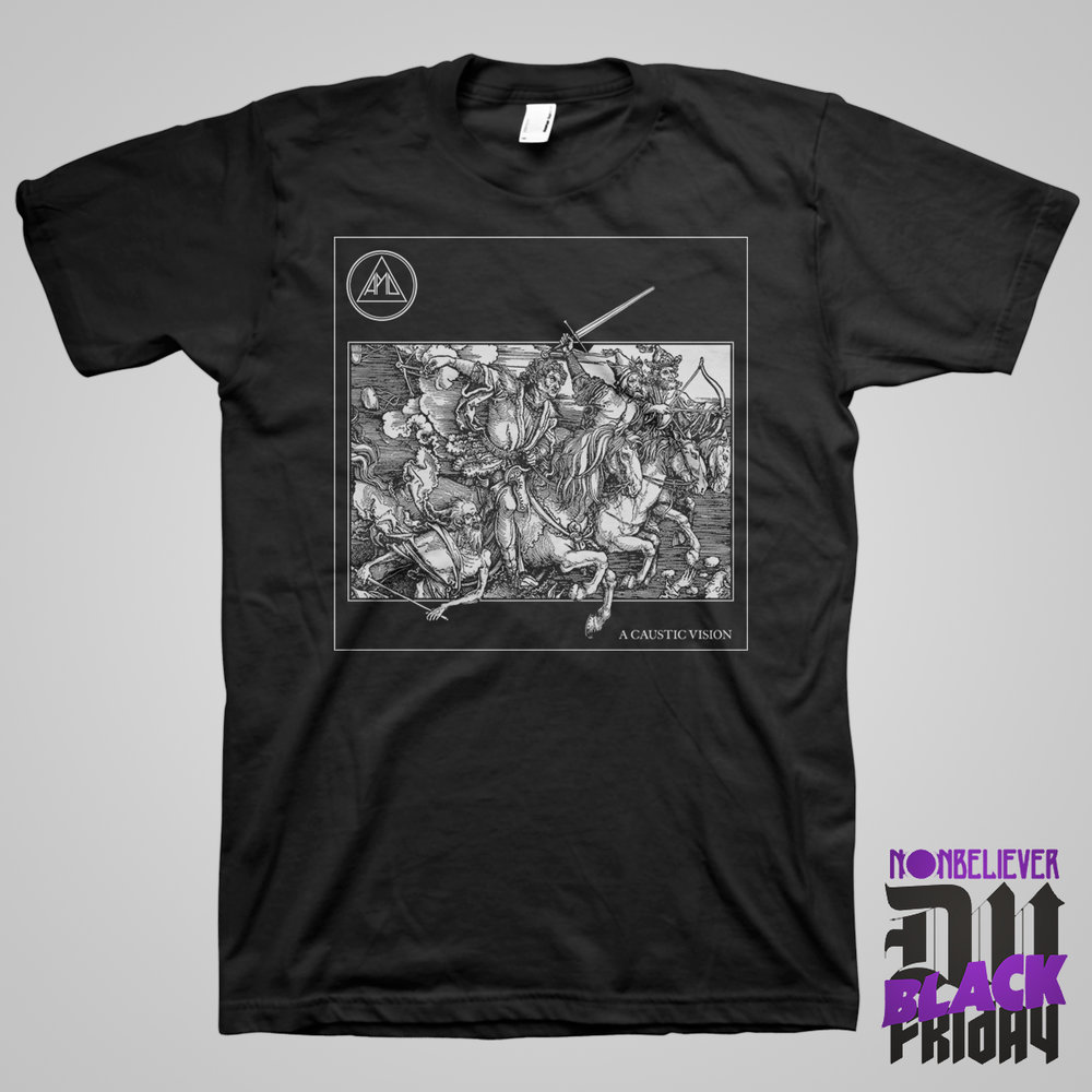 """A Caustic Vision"" T-Shirt  BUY"