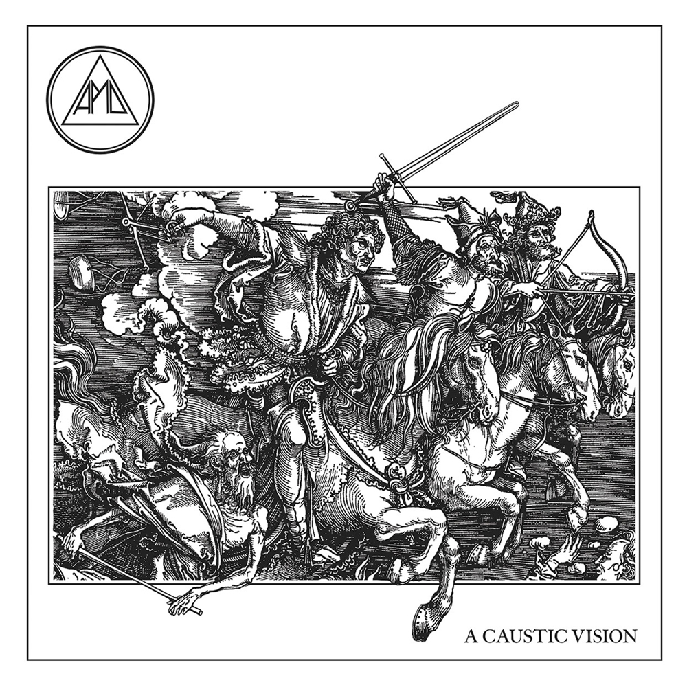 A Caustic Vision EP  BUY