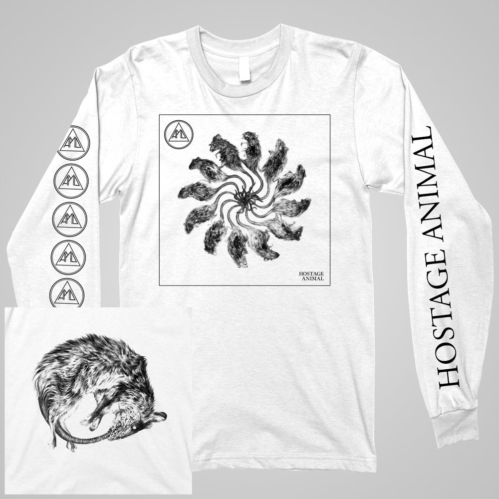 """Hostage Animal"" Long-Sleeve"
