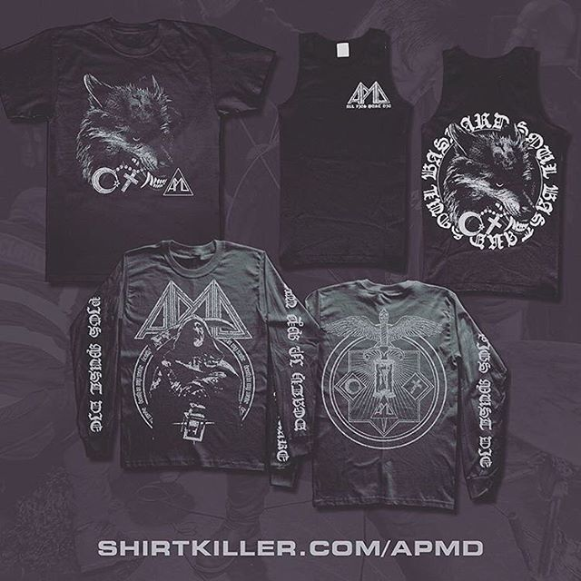 Tons of exclusive ALL PIGS MUST DIE shirts and more available at shirtkiller.com/apmd • #apmdcult #apmd #allpigsmustdie