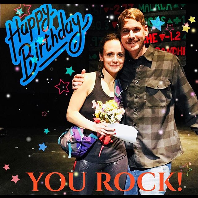 Happy birthday @sandfish360 !!! My huge-hearted brother who is always there without fail. Who would often call me from San Diego when I lived in NYC to check on me always knowing from checking his app the weather of my East Coast day! I love you, dude!!! #brother #happybirthday #sisterbrother 🤘💛