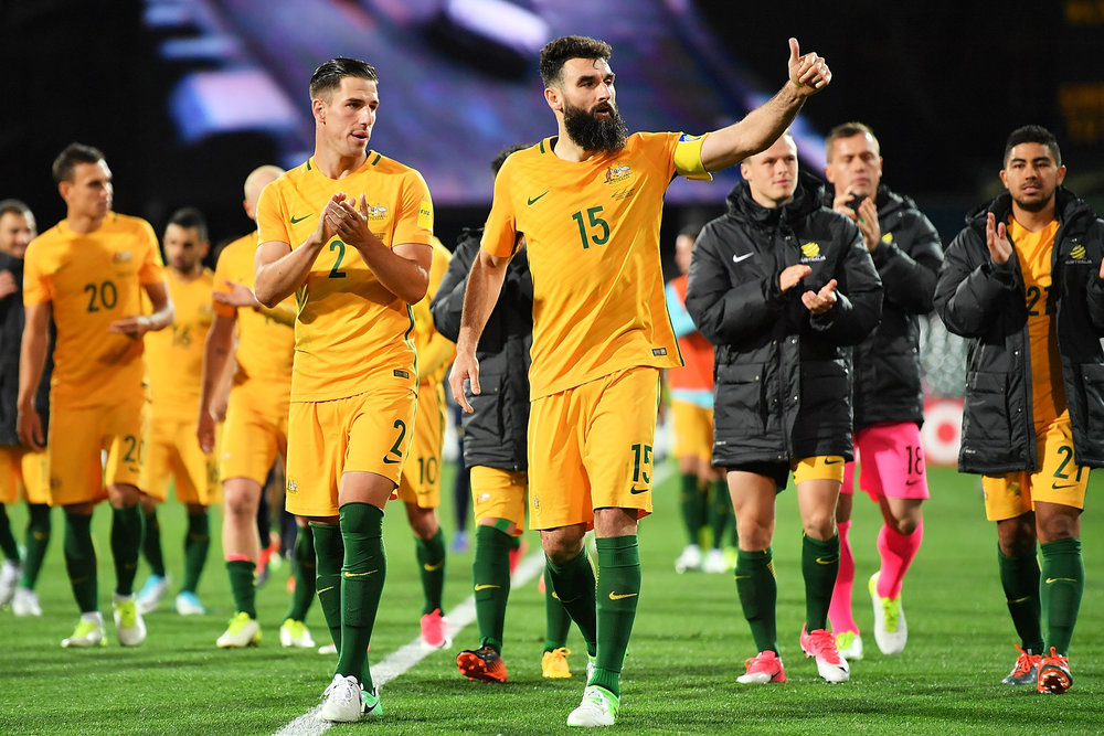 The Caltex Socceroos and Colombia have played three friendly fixtures in the past.