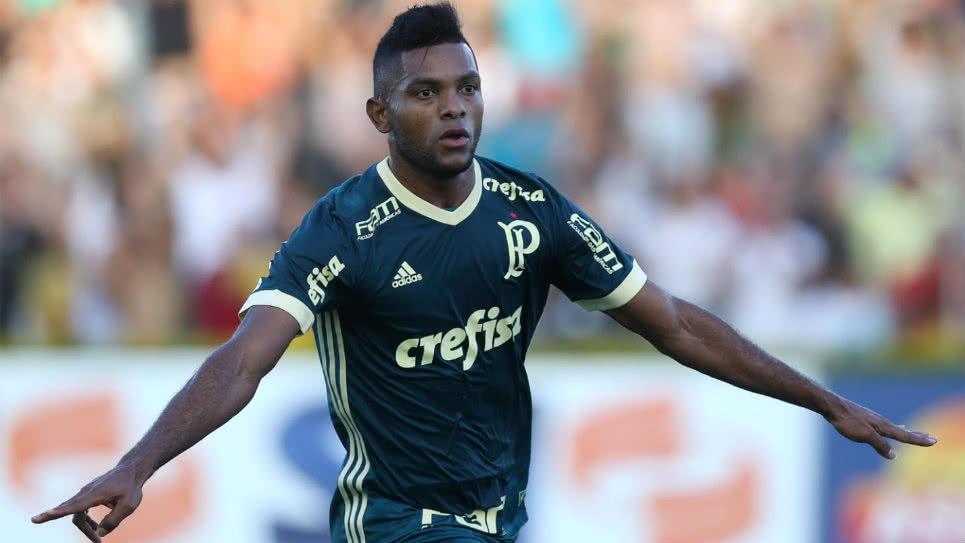 Foto: @Palmeiras.