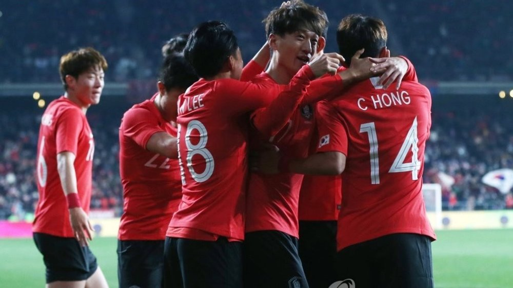 LEE CHUNG-YONG HEADS UP PLAY DELIVERS 1:0 WIN OVER BOLIVIA