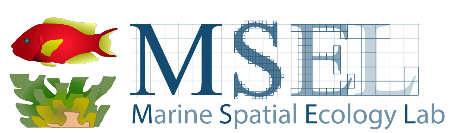 Marine Spatial Ecology Lab