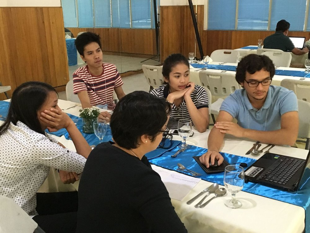 - During the week of June 26-30 2017, CCRES held a week-long workshop in Manila, Philippines, demonstrating the tools and innovations the CCRES science & discovery team has been developing to help provide improved support for Marine Protected Area (MPA) design. The workshop was run by Dr. Nils Krueck from MSEL, Dr. Vera Horigue from UP-MSI, Madeline Davey from MSEL, and Kubi Follosco from CCRES Philippines.With 15 attendants from across the Philippines, the workshop introduced the participants to CCRES, the current practices for MPA design, the advanced MPA tools developed by the CCRES team and discussed data collection, data requirements, and potential issues for MPA design. The workshop had a strong emphasis on the individual case studies, assisting the participants in the early stages of comprehensive MPA design and planning; focusing on marine conservation, connectivity, size and fisheries management and productivity.