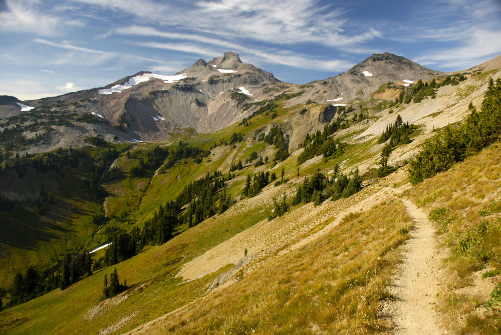 Pacific Crest Trail, Goat Rocks Wilderness, Washington