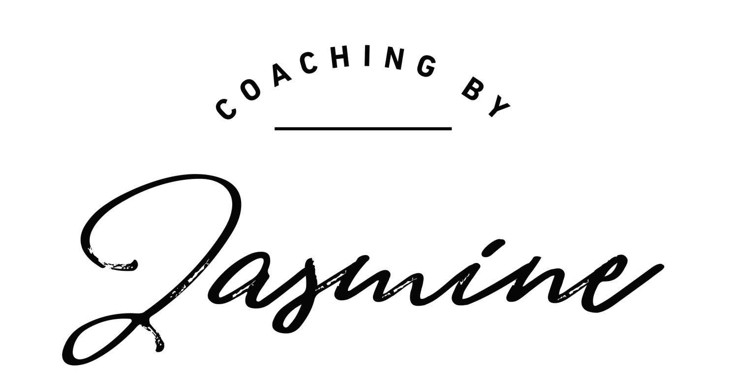 Coaching by Jasmine