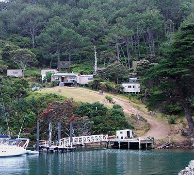 Access via Wharf