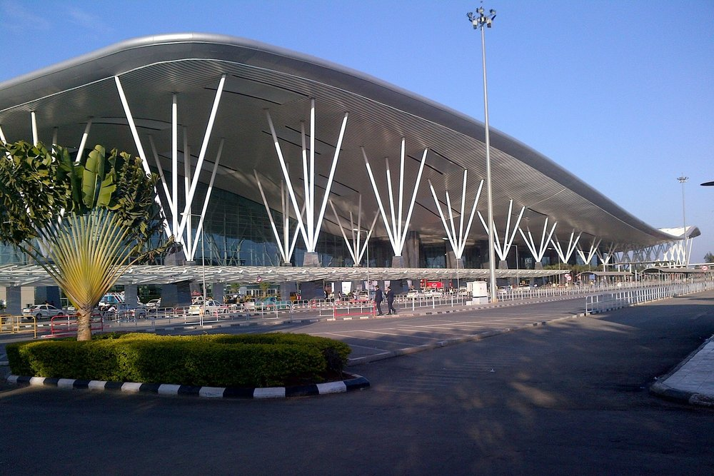 wellness bridge india airport