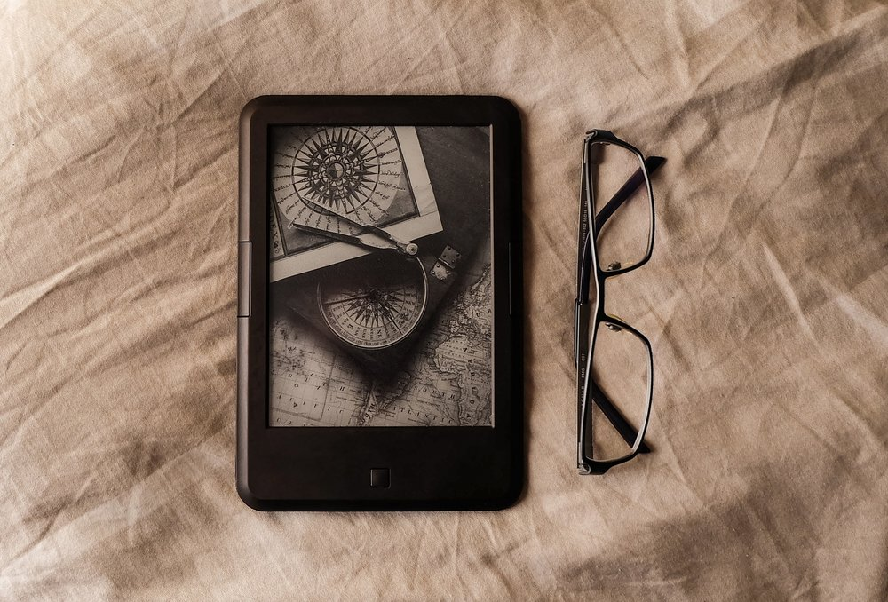 E-Books - For the HIGH TECH HUMANS, or just the HUMANS that would like to have more than one book in the palm of their hands. Or to simply have your books with you all the time on your phone or personal devices.
