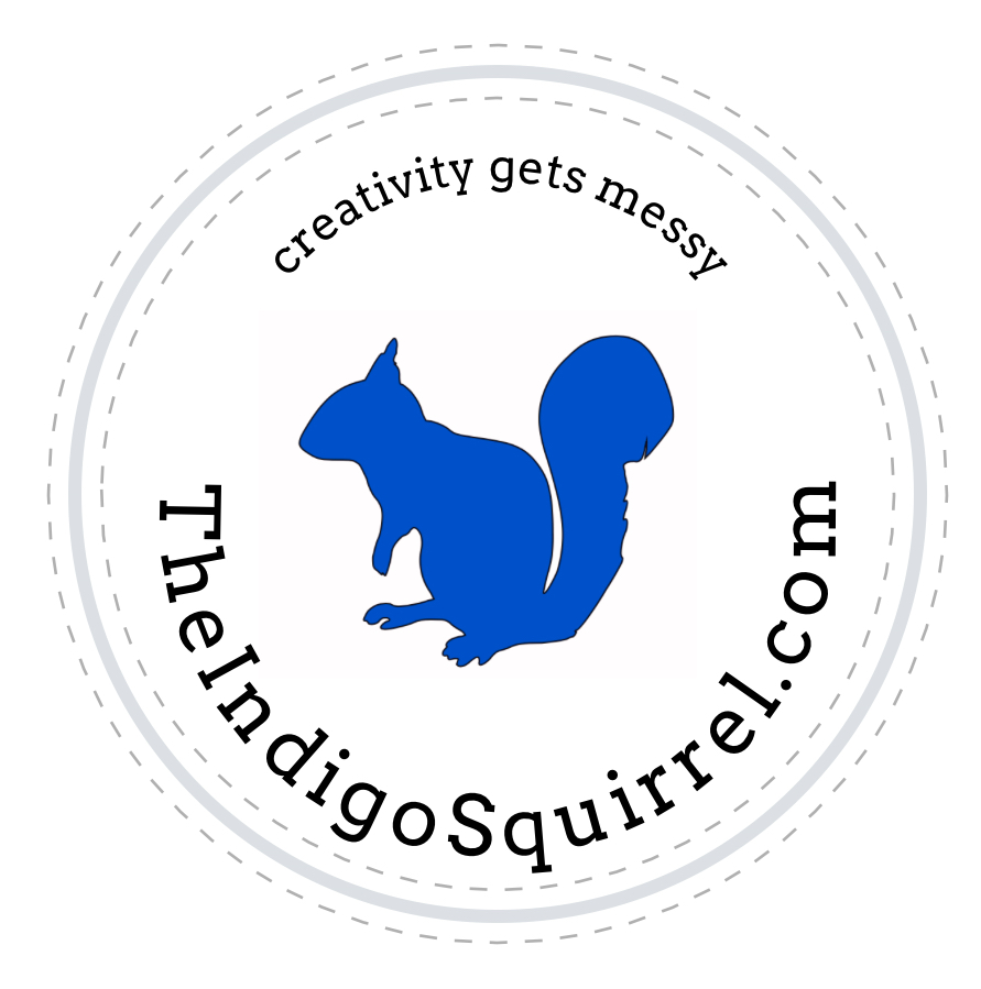 The Indigo Squirrel