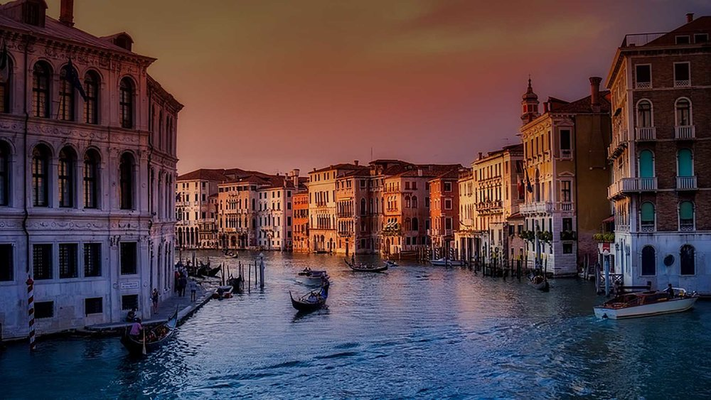 VENICE LOVERS - THERE'S ANOTHER WAY TO VISIT