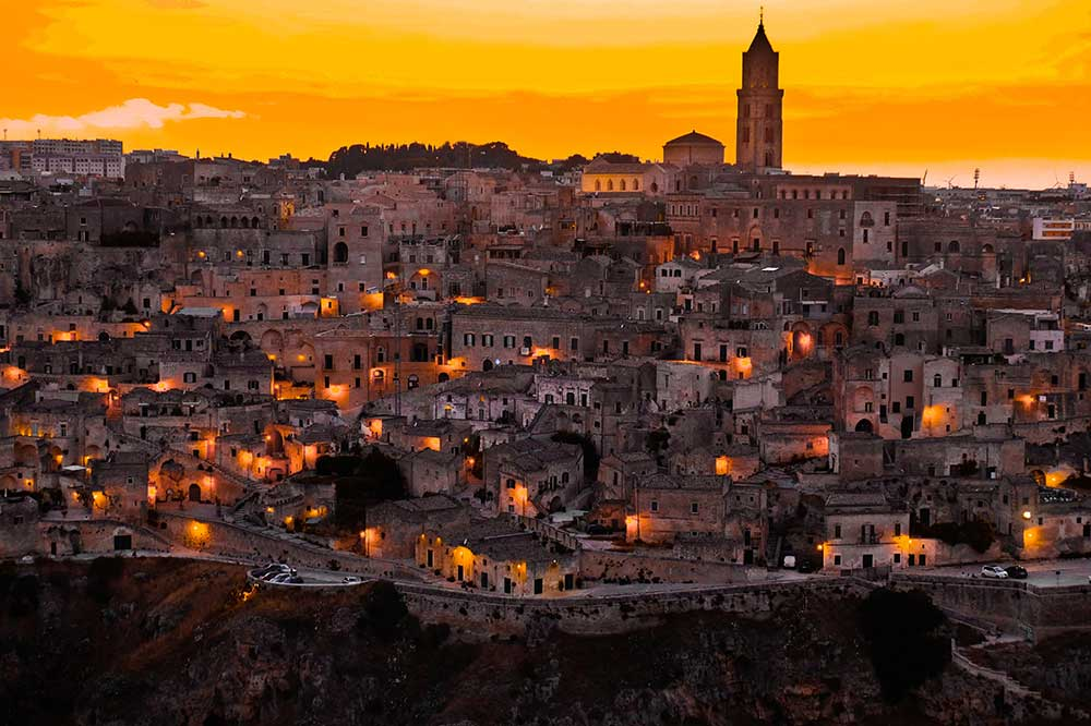 - The Sassi are Matera's famous cave dwellings – but Divertimento Group adventures include many other areas of the city.