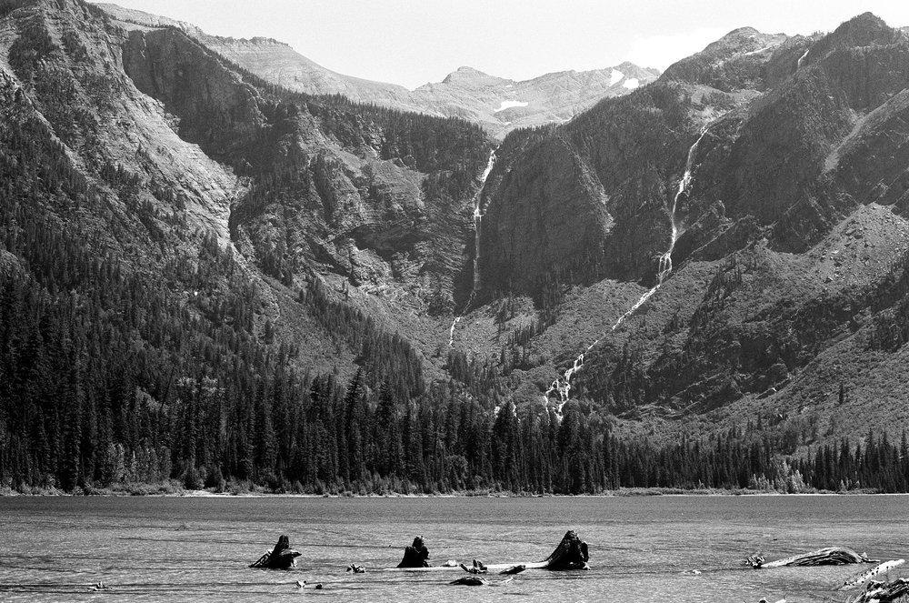 Avalanche Lake, Glacier NP, Montana