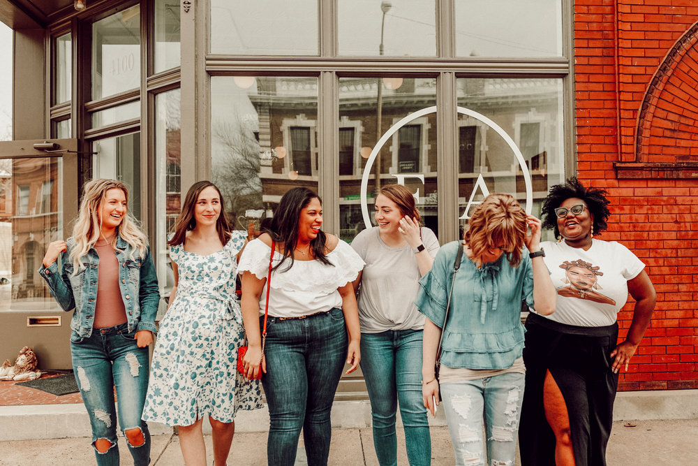 Are you local to STL? - Join the best group of #girlbosses in the Midwest!