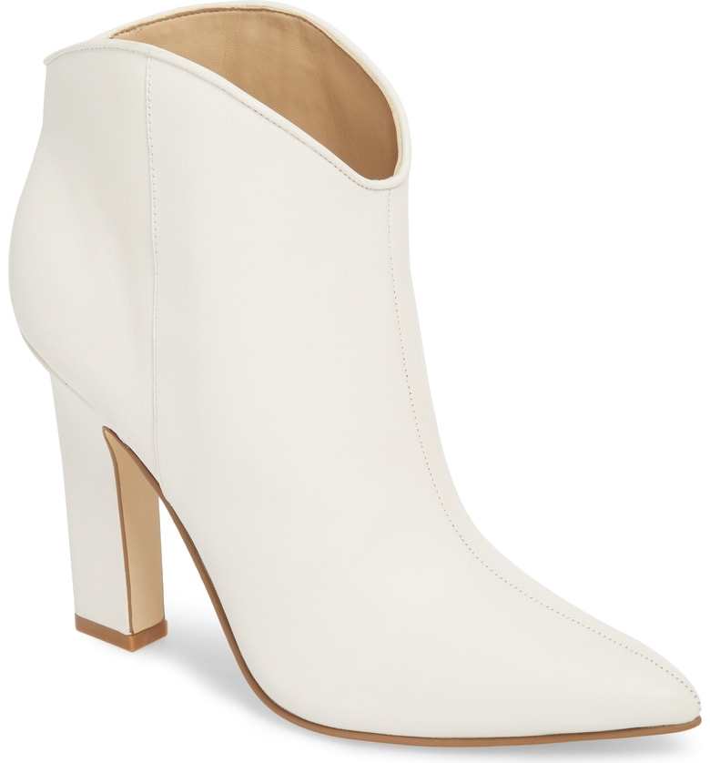 Marc Fisher LTD Miggi Bootie, Sale: $124.90 // Post Sale: $188.95