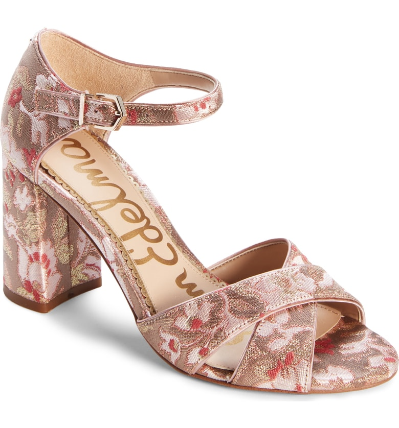 Sam Edelman Orlane Sandal Sale: $79.90 // Post Sale: 119.95