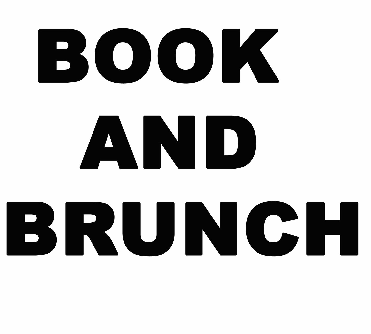 BOOK & BRUNCH