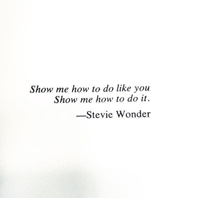#steviewonder