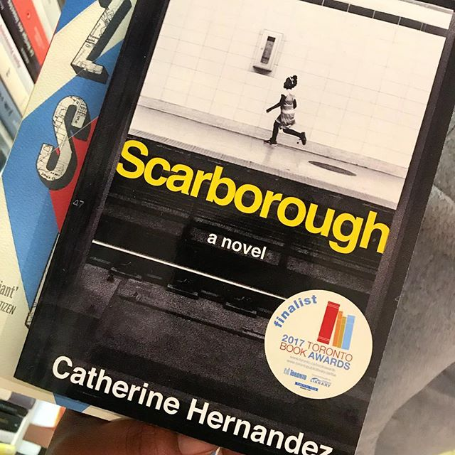 A poignant, multi-voiced novel about life in the inner city. Scarborough is a low-income, culturally diverse neighbourhood east of Toronto, the fourth largest city in North America  Available at @librairieleuguelionne  #montreal