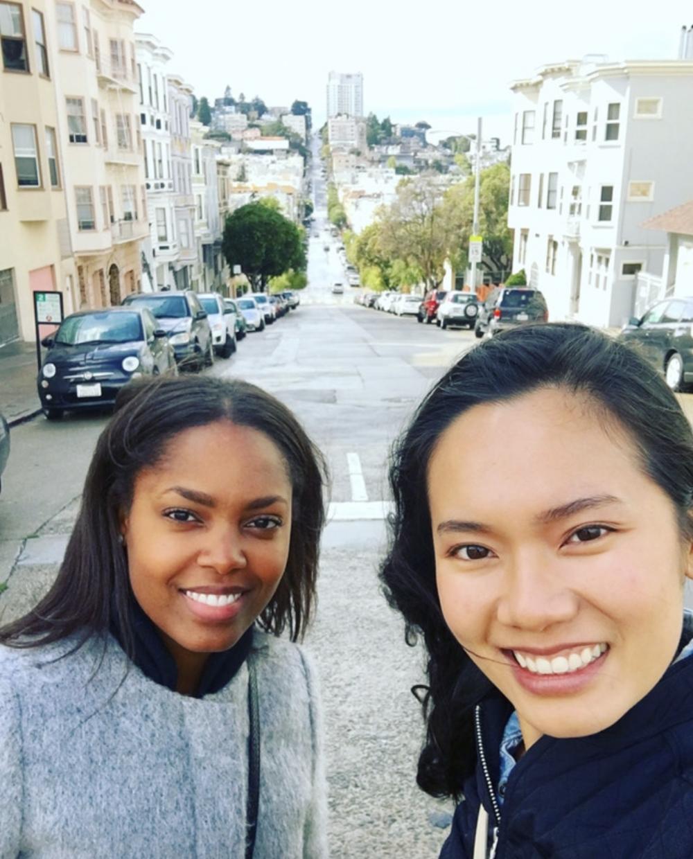Jo & Jen in San Francisco
