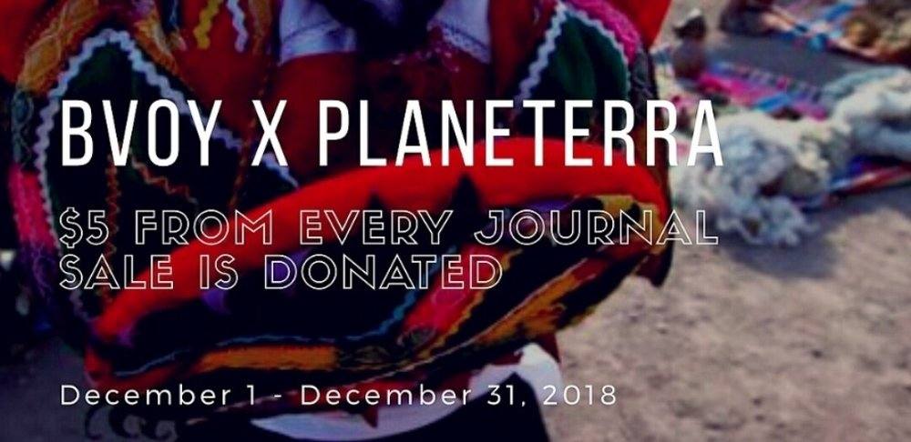 Our Fundraiser for Planeterra