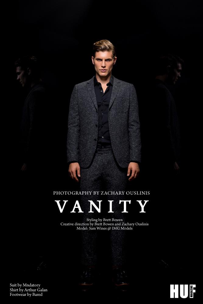 VANITY /  HUF MAGAZINE