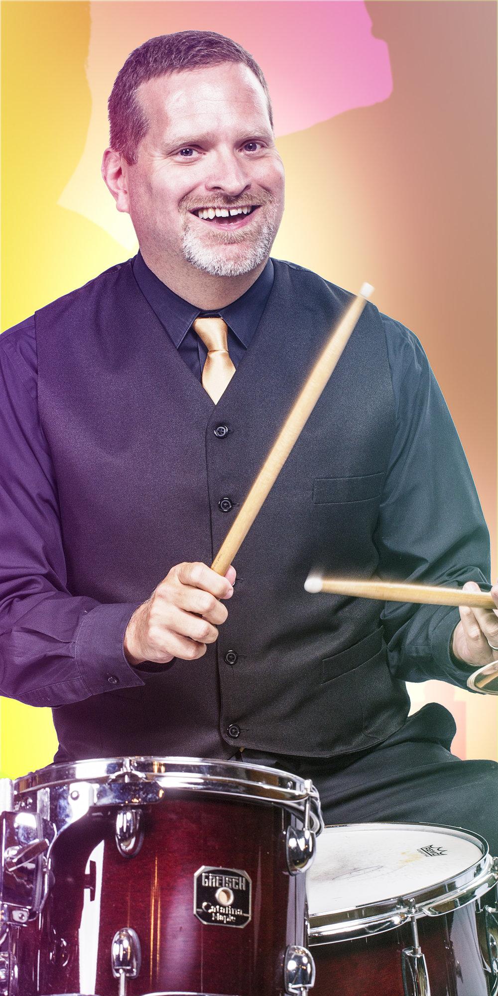 Steve - Drums
