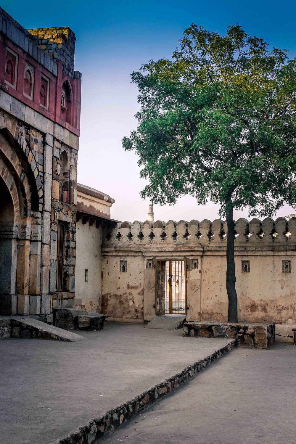 Hidden historical beauties in Delhi