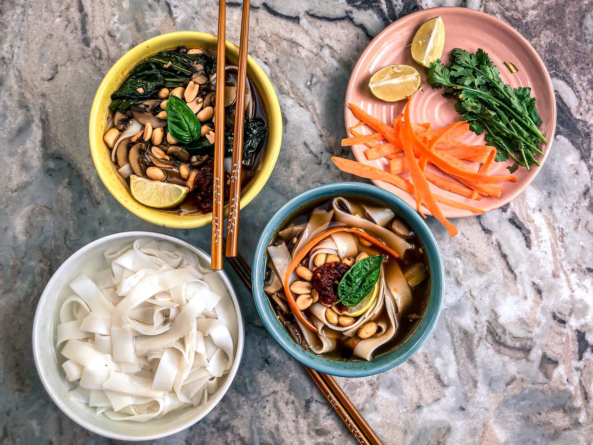 Vegetarian Pho — Life of Simple Things (LOST) | Food | Recipes
