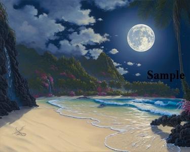 Kauai Moonrise