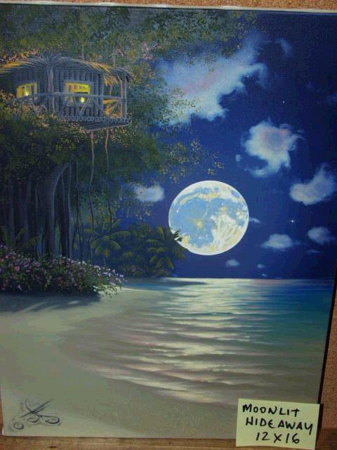 Moonlit Hideaway