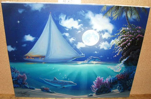 Sailing Hawaii
