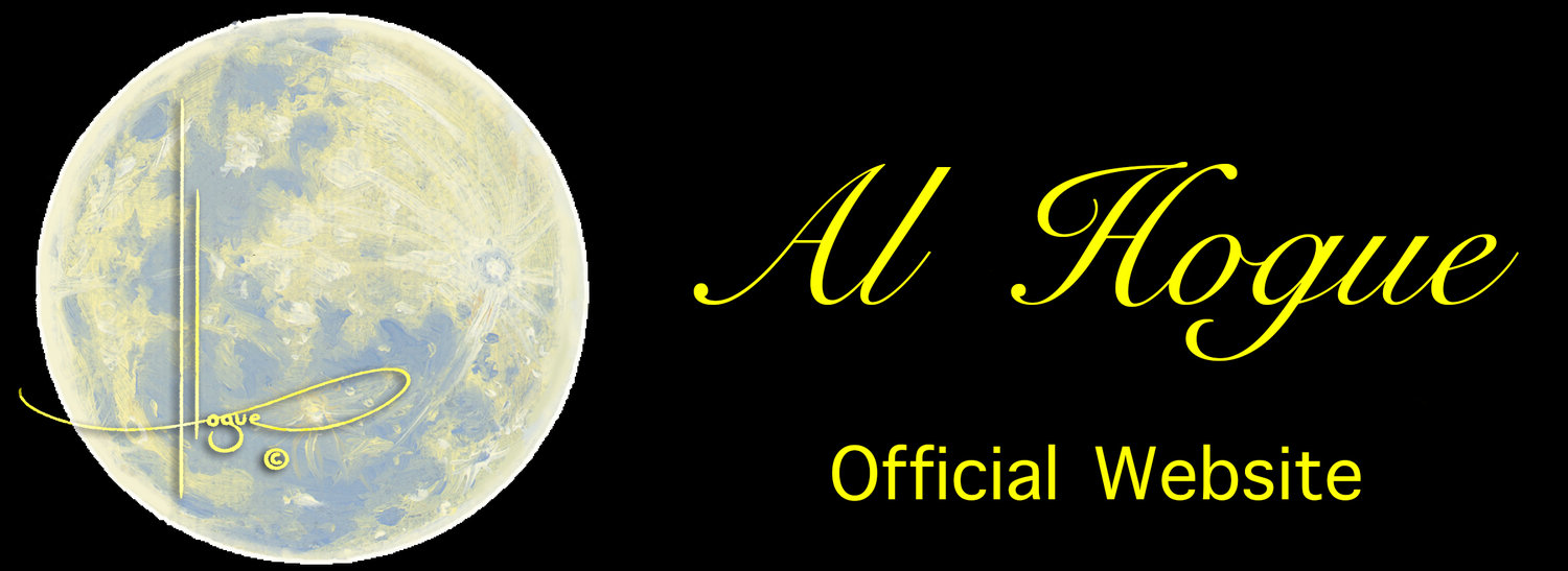 Al Hogue Art official website