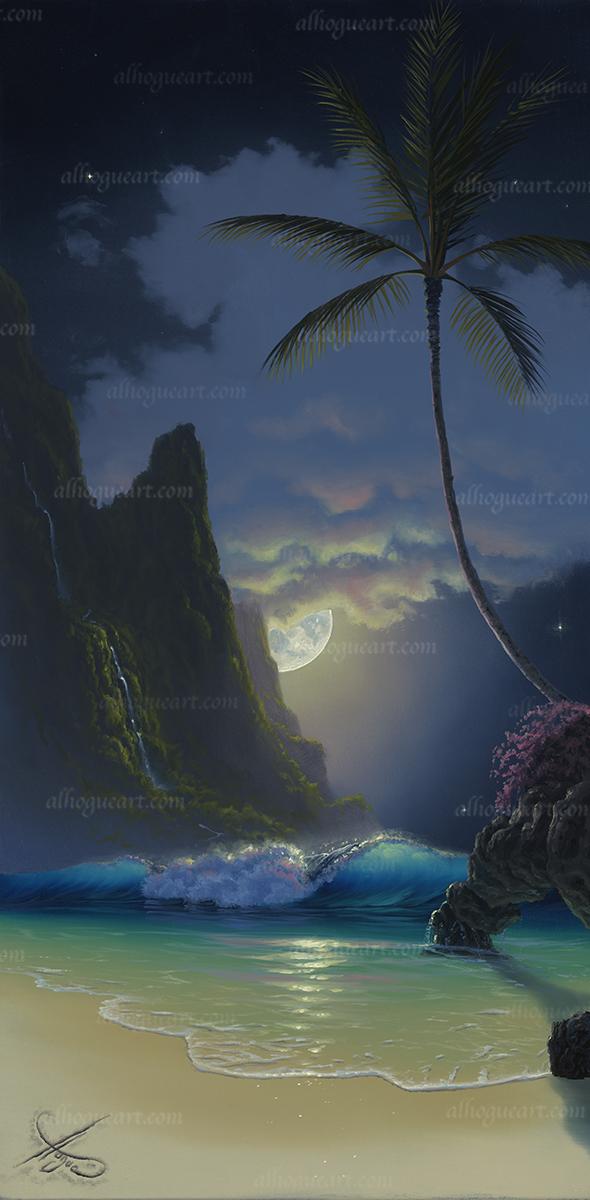 """""""Cliffs of Aumakua"""""""