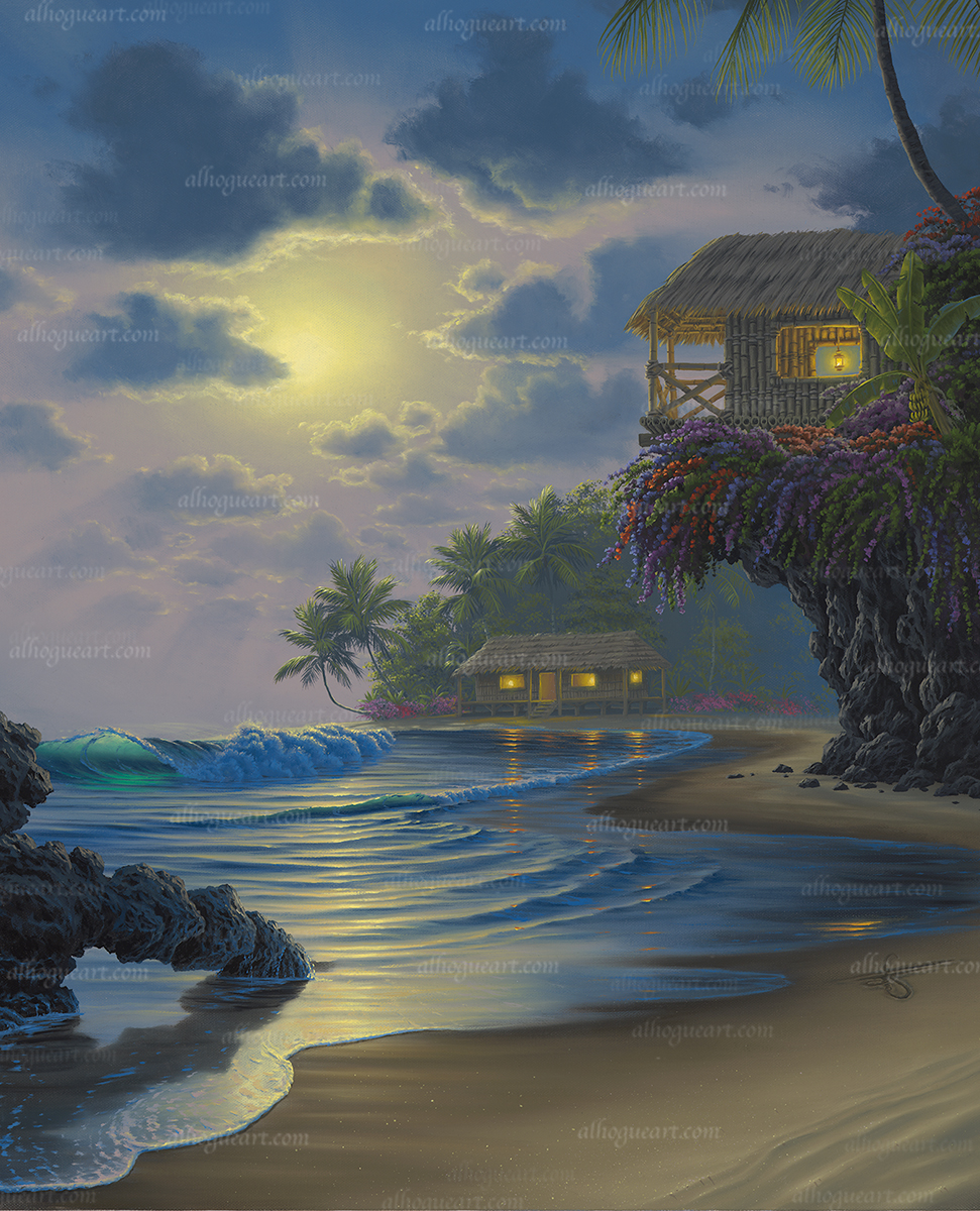 """Paradise Found"""