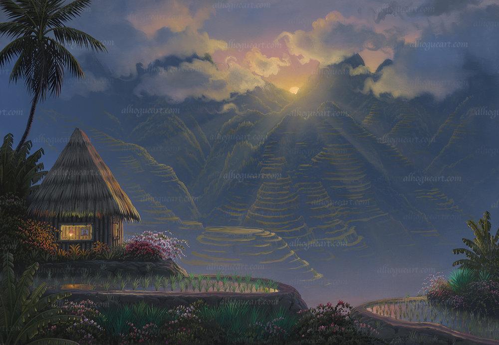 """""""Rice Terraces"""""""