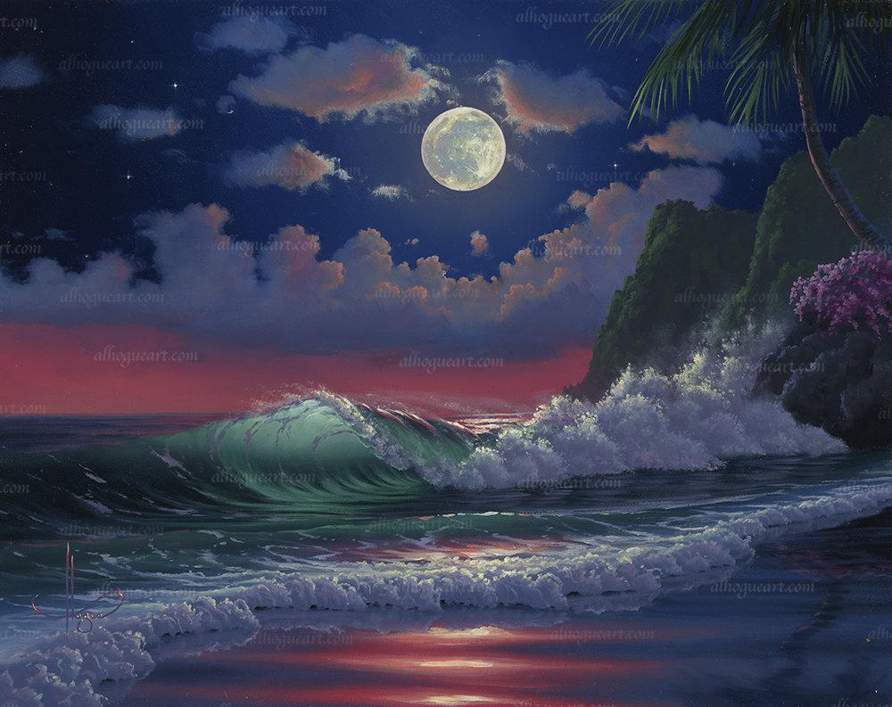 """""""Lunar Light"""""""