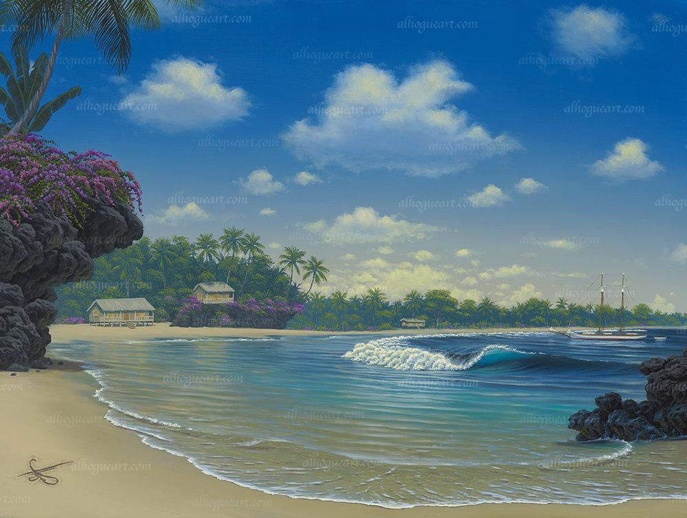 """Serenity Bay"""
