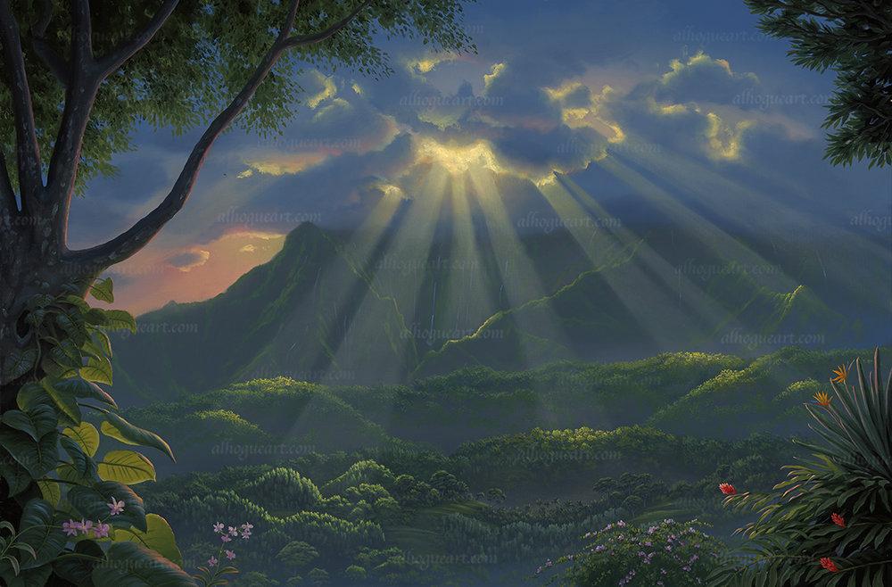 """""""Kauai Paradise"""""""