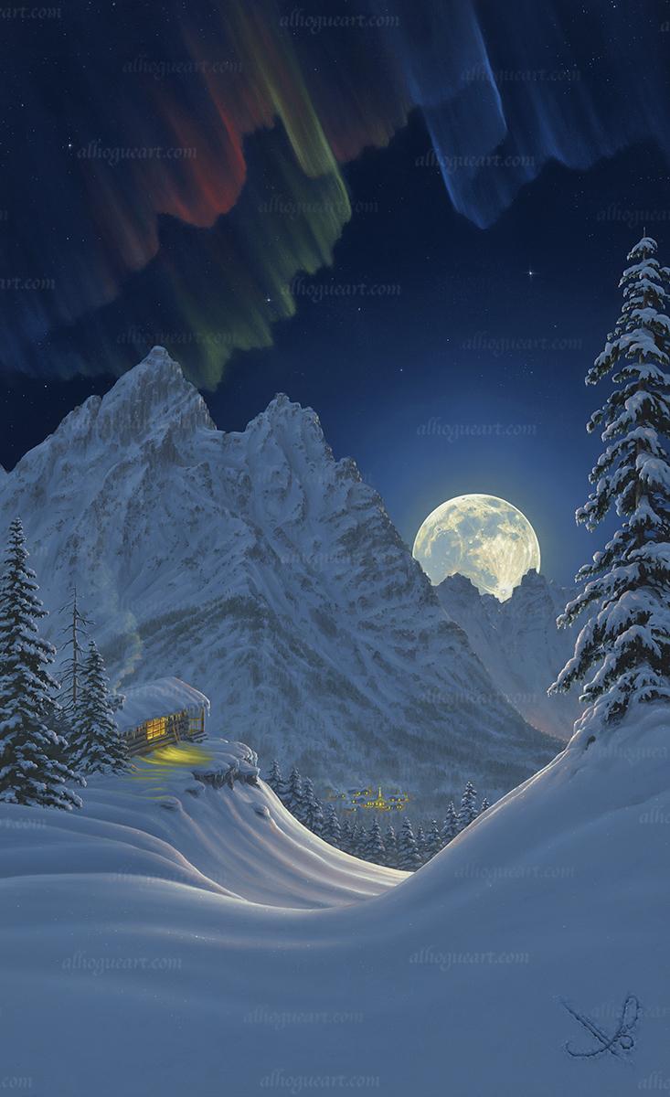 """""""Winter Starlight"""""""