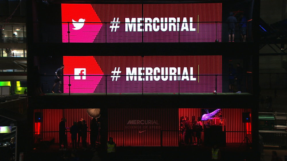 Nike Mercurial Australia Launch 2016