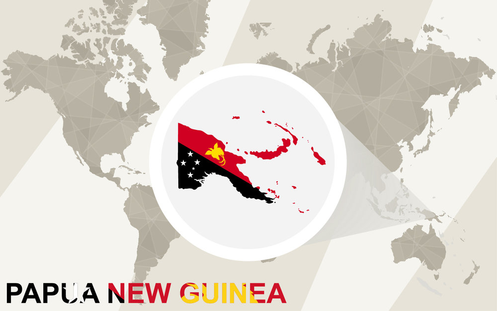 Papua New Guinea — THE GREAT GARVEY ADVENTURE