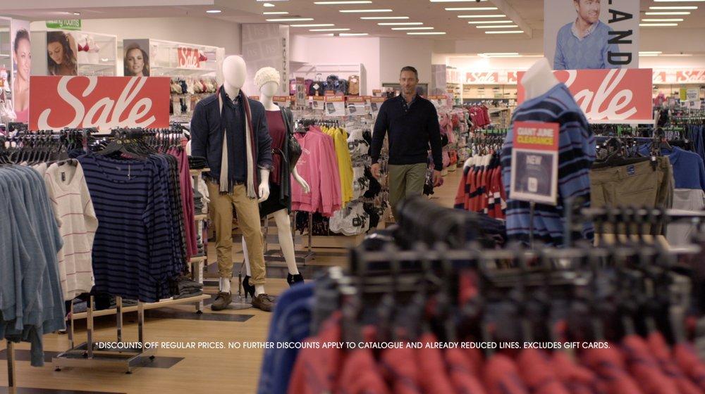 Client: Harris Scarfe Agency: Liquid Thread Project Big June Sale