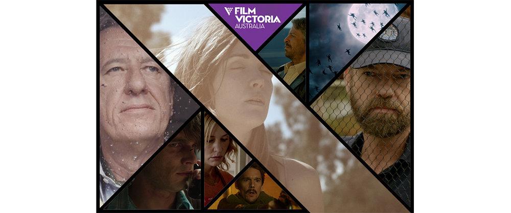 Client: Film Victoria Project: 2015 Feature Film Showreel