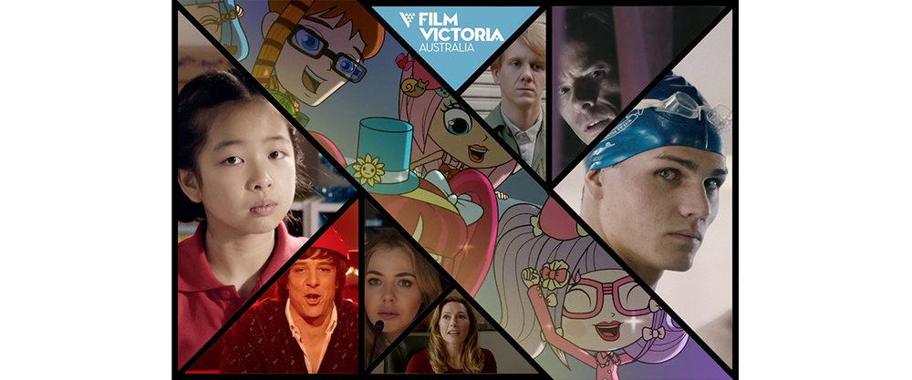 Client: Film Victoria Project 2017 Television Showreel